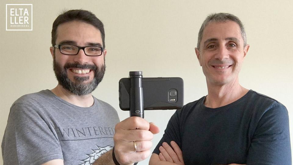 Prepárate para descargar la Guía Cómo hacer la autograbación perfecta de El Taller Audiovisual